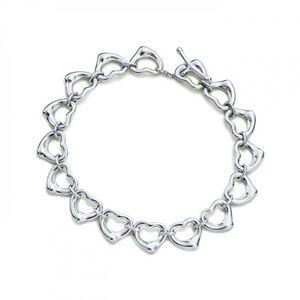Elsa Peretti Continuous Heart bracelet